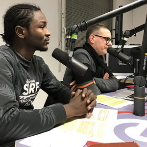 quazar on ze air, radio G!, émission