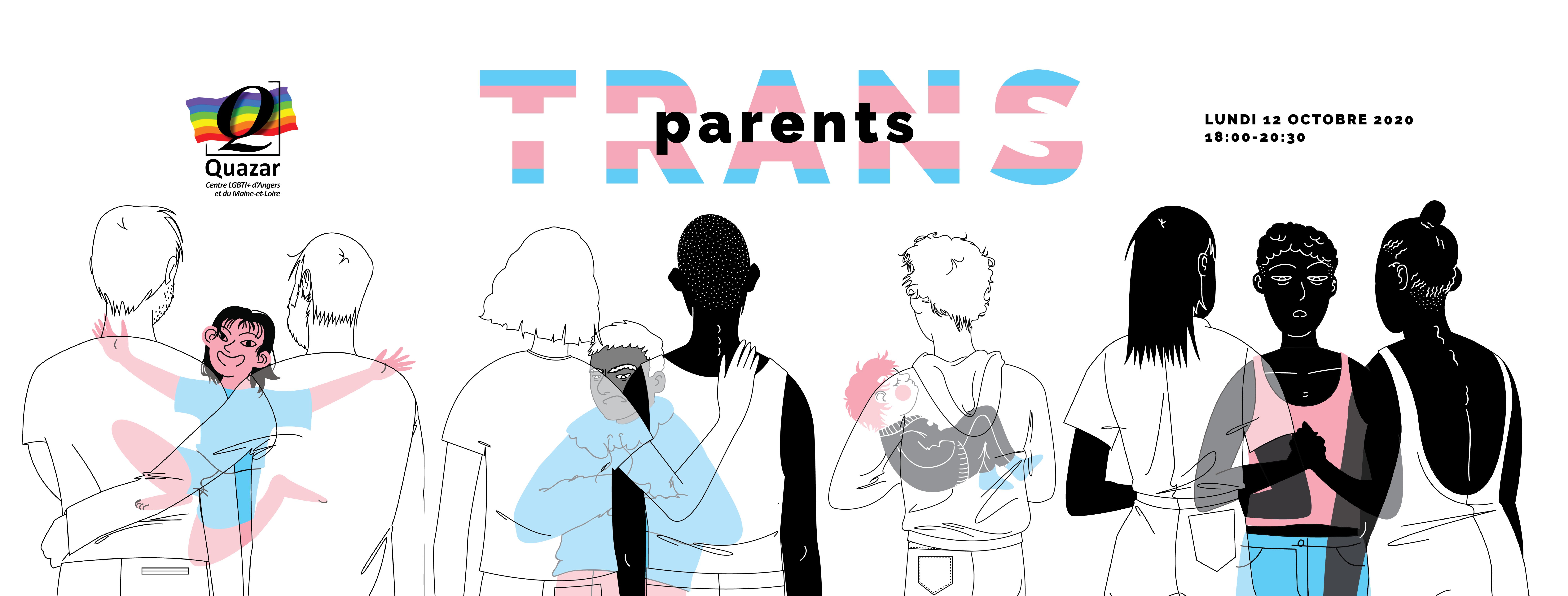 transparents, trans, enfants, parents, familles