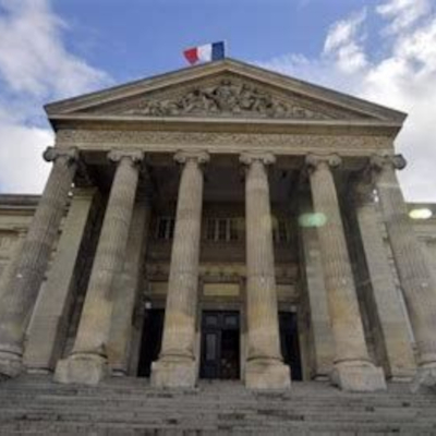 Palais justice Angers