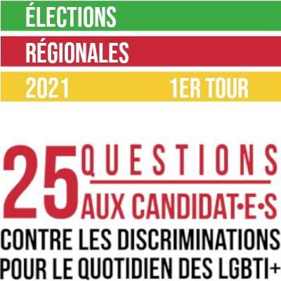 élections régionales Pays de la Loire 2021, 1er tour
