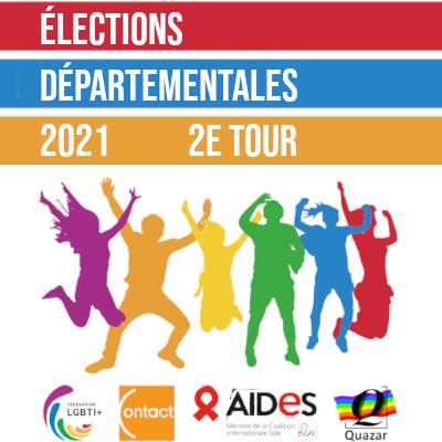 élections départementales Maine-et-Loire 2021, 2e tour