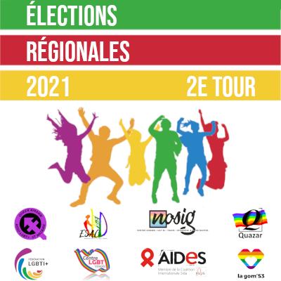 élections régionales Pays de la Loire 2021, 2e tour