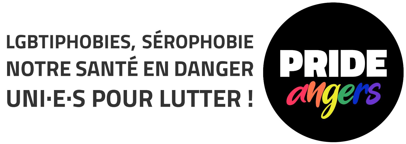 LGBTIPHOBIES, SÉROPHOBIE, NOTRE SANTÉ EN DANGER. UNI·E·S POUR LUTTER !