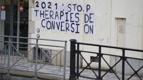 interdiction des thérapies de conversion